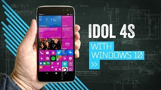 Alcatel Idol 4s Windows: A Pretty Windows Phone With VR (That You Probably Shouldn't Buy)