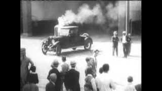 """""""Gadgets Galore"""" Funny, way old automobile clips and calamities!"""