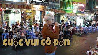 Cuộc Vui Cô Đơn | Lê Bảo Bình | Cover Long N-TN Phố Bùi Viện | Full Official