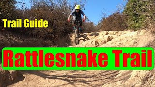 Trail Guide-Rattlesnake Trail Laguna Beach