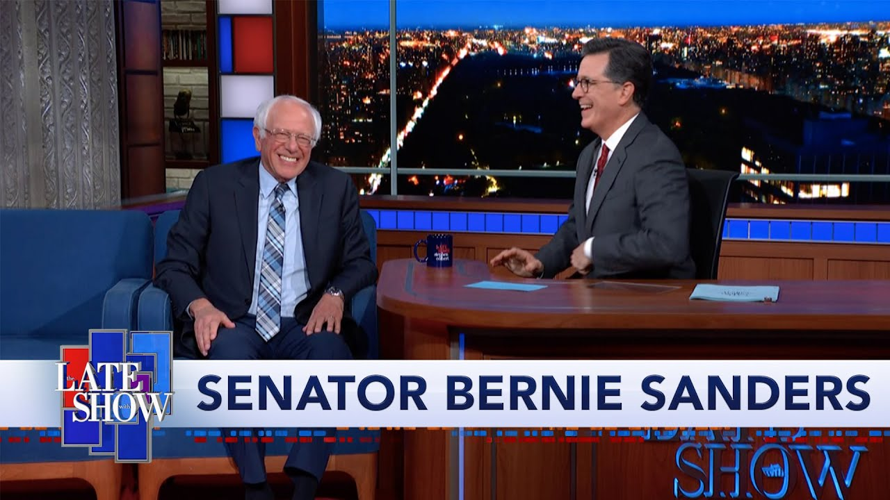 Sen. Bernie Sanders: The Impeachment Inquiry Needs To Move Quickly thumbnail