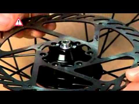comment monter un rotor bmx