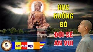 Học Cách Buông Bỏ Để Đời An Vui - Sống chết Bình an 3-5 p1   Phật Pháp Nhiệm Màu