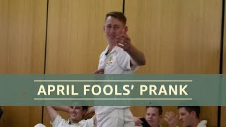 The Test: A New Era for Australia's Team | April Fools' Day