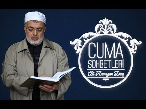 Kıyamet - Cuma Sohbetleri - Ali Ramazan Dinç Hocaefendi (13.02.2015)