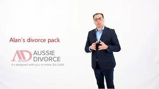 Alan's divorce pack