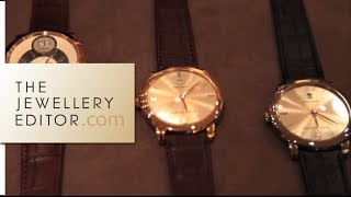 King Of Diamonds: Harry Winstons Ever-growing Watch Collection