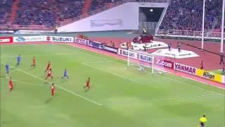 Permainan Cantik Kurnia Meiga Di AFF Suzuki Cup Di Final