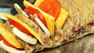 Мясо «Гармошка» - Рецепты от Со Вкусом