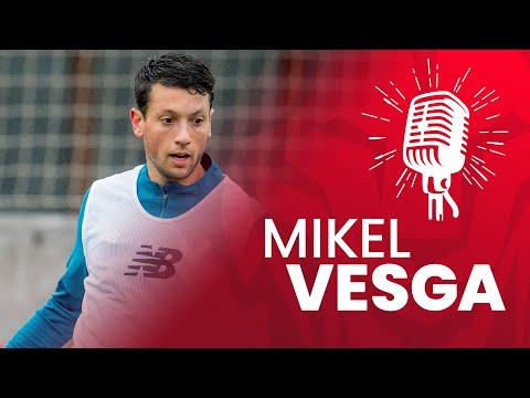 🎙️ Mikel Vesga | Rueda de prensa