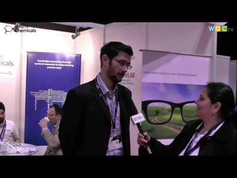 Visitors at ArabLAB 2015 - Bassam Choueiri
