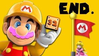 THE FINAL FLAG! | Mario Maker #32