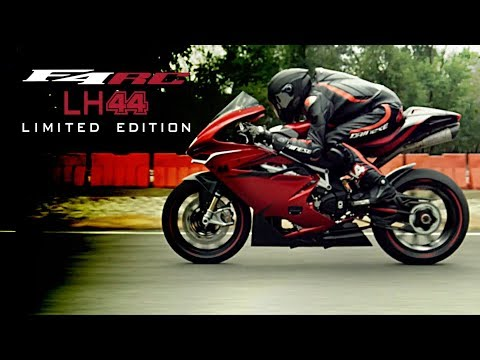 2018 MV Agusta F4 LH44 in Shelby Township, Michigan - Video 1