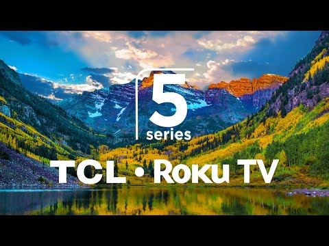 TCL 5-Series 4K HDR Smart TV: Premium Picture