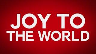 Joy To The World (Unspeakable Joy) | Chris Tomlin | Lyric Video