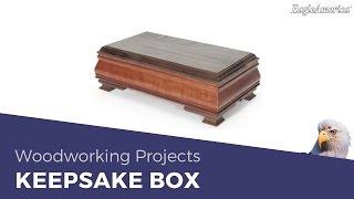 Eagle America Woodworking Making A Keepsake Box