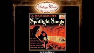 The Four Knights - Sentimental Journey (VintageMusic.es)