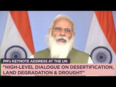 PM's keynote address at the UN