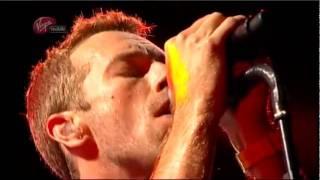 Coldplay - God Put A Smile Upon Your Face Live