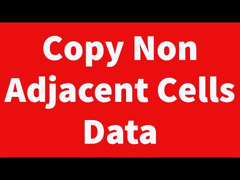 Copy Non Adjacent Cells Data from Multiple Workbooks
