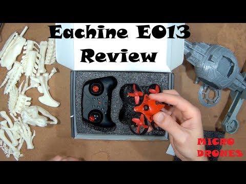 Eachine E013 Unboxing e Review