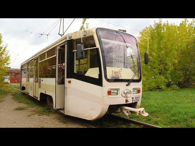 Автобус вместо трамвая
