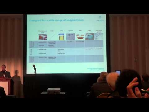 Biocartis Workshop AMP2014 - Presentation by Erwin Sablon