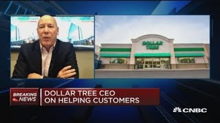 Dollar Tree CEO: Supply chain's been stressed, but we have $1 billion in pipeline somewhere