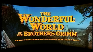 The Wonderful World of the Brothers Grimm (1962) Cinerama trailer
