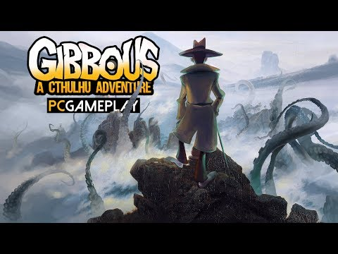 Gameplay de Gibbous A Cthulhu Adventure