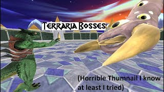 TERRARIA BOSSES ON GMOD?!
