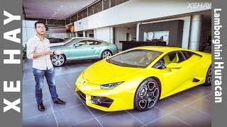 Khám phá chi tiết Lamborghini Huracan chính hãng  XEHAY.VN 