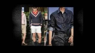 Мужская одежда. Модная одежда осень 2013 фото.