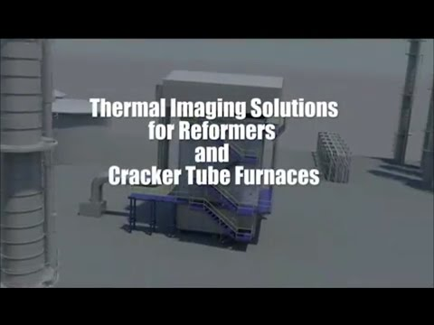 Thermal Imaging Solutions For Reformers & Cracker Tube Furnaces - NIR-B 3XR