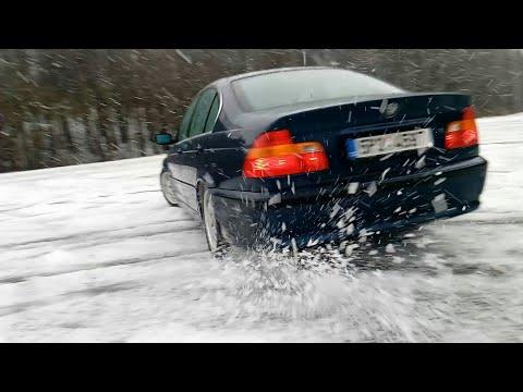 Drift in my ex. E46 320i M54B22 - Konopiště
