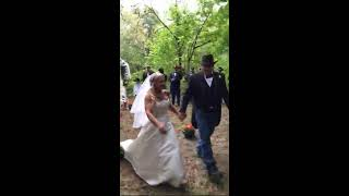 Wedding At Classic Truck Rescue
