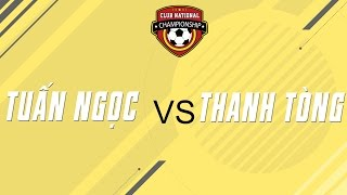 [13.11.2016] TuấnNgọc vs ThanhTòngi [Playoff VCK]