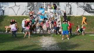 preview picture of video 'Harlem Shake Santa Maria'