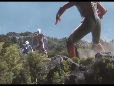 Ultraman Nexus VS Dark Mephisto Zwei