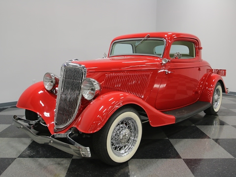 Video of '34 3-Window Coupe - KCI9