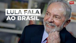 Pronunciamento de Lula sobre 7 de Setembro