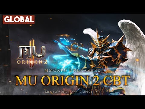 MU ORIGIN 2 (SEA) (Android iOS APK) - MMORPG Gameplay, Mage