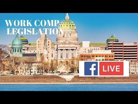 Video - Work Comp - Recent Changes to Legislation