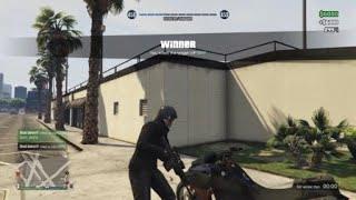 Grand Theft Auto V: Quickest ViP Search 2