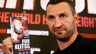 Wladimir Klitschko: I hope, Fury gonna show up October 29 in Manchester