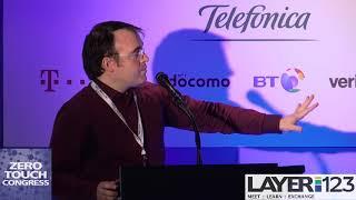 Forum Keynote - Towards Full E2E Service Automation