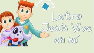 Jesús Vive en mi Letras para uso congregacional. Música Cristiana