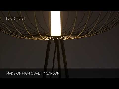 Lucide CARBONY lamp