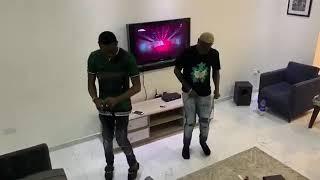 Zlatan Ibile Vs Raman Jago Gbese Dance
