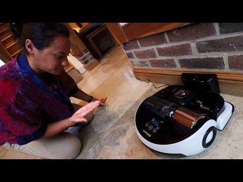 Samsung POWERbot R9000, Review of Samsung  POWERbot R9000 Robot Vacuum
